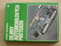 Skořepa - Dejiny automobilových pretekov (1980) slovensky