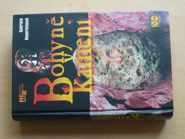 Beyerleinová - Bohyně v kameni (2003)