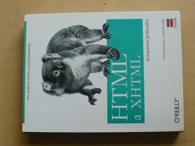 HTML a XHTML - Kompletní průvodce (2000)