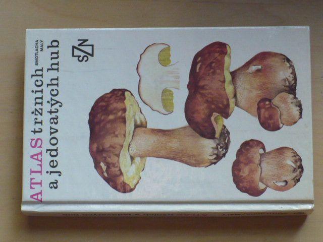Smotlacha, Malý - Atlas tržních a jedovatých hub