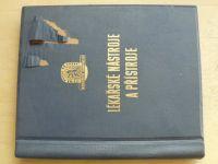 Lékařské přístroje a nástroje (Sanitas Praha 1956)
