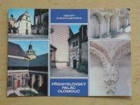 Olomouc - Přemyslovský palác