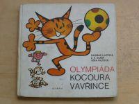 Olympiáda kocoura Vavřince (1980)