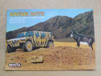Papírový model - Safari auto (Betexa 2000)