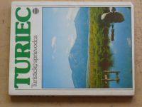 Vavrík - Turistický sprievodca - Turiec (1986)