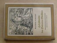 Walther Scheidig - Die Holzschnitte des Petrarca-Meisters (1955)