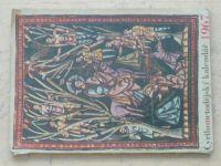 Cyrilometodějský kalendář 1967