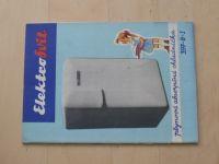 ElektroSvit - plynová absorpčná chladnička 397-B-I - návod, slovensky