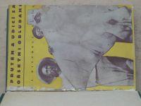 Hedges - S prutem a udicí za mořskými obludami (1932) obálka Kaplický