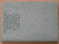 Historický místopis Moravy a Slezska 1848-1960 díl 15 -Frýdek-Místek..