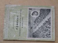 Ing. Záruba - Ponravy - škůdci lesních školek a kultur (1956) Lesnická knihovna sv.65