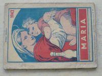 Kalendář Maria 1943