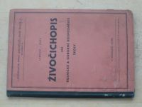 Lenoch, Švec - Živočichopis pro rolnické a odborné hospodářské školy (1936)