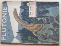 Románové novinky - Obručev - Plutonie (1951)