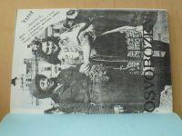 Roučka - Osvobození - Vydáno u příležitosti 45. výročí (1990) Jihozápadní Čechy a Plzeň