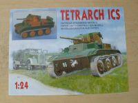 Tetrarch ICS - papírový model tanku 1:24