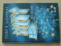 České a slovenské hity 20. století 1. díl - noty, texty (2000)