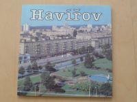 Havířov - průvodce městem (MěNV 1985)
