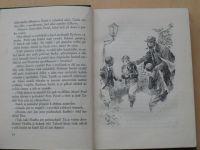 Hüttlová - Prázdniny naší sekundy (1937) Román pro děti