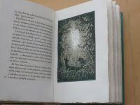 Jan Vrba - Srnčí milování (Otto Praha) 144/200, dřevoryty Vik, podpisy autora, ilustrátora