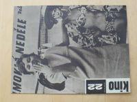 Kino 22 (1963) ročník XVIII.