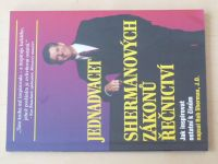 Sherman - Jednadvacet shermanových zákonů řečnictví (2006)