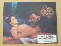 Muž a žena po dvaceti letech - 8 filmových plakátů