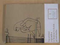Pávek - Textilní výroba v historickém přehledu 1,2 (1971, 72)