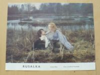 Rusalka - 6 filmových plakátů