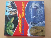 Encyklopedie Larousse pro mládež - 1 - 4. díl (1992-94) 4 knihy