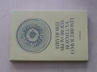 Hrythorij Skovoroda - Rozmluva o moudrosti (1983)