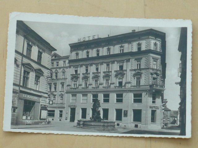 Olmütz - Olomouc - Hotel Národní dům