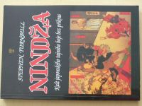 Turnbull - Nindža - Kult japonského tajného boje bez příkras (2003)