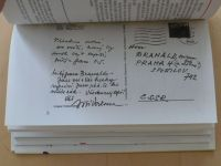 Werich - Listování - Úryvky z korespondence a článků (1990)