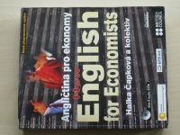 Čapková -Angličtina pro ekonomy - New English for Economists + 2x CD (2006)