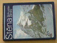 Žárský - Stěna (1982) Eiger, Alpy