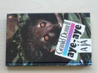 Durrell - Aye-aye a já - Záchranná expedice na Madagaskaru (nedatováno)