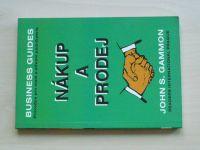 Gammon - Nákup a prodej - Business guides - Průvodce pro malé a střední podnikatele (1994)