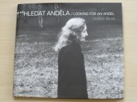 Jindřich Štreit - Hledat anděla / Looking for an Angel (2009) podpis autora, pohlednice