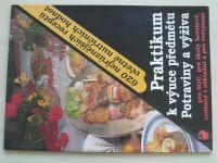Kolaříková - Praktikum k výuce předmětu Potraviny a výživa (1995)