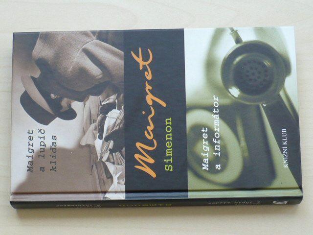 Simenon - Maigret a lupič kliďas, Maigret a informátor (2004)