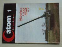 ATOM - Armádní technický obrazový magazín 1 (1987) ročník XIX.