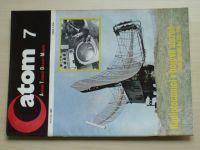 ATOM - Armádní technický obrazový magazín 7 (1987) ročník XIX.