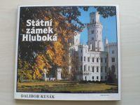 Kusák - Státní zámek Hluboká (1983)