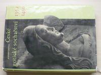 Kutal - České gotické sochařství 1350 - 1450 (1962)