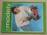 Modely 1-6 (1994) ročník I. (chybí čísla 3-5, 3 čísla)