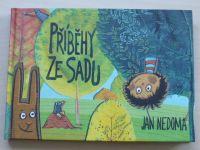 Nedoma - Příběhy ze sadu (2016) il. Grimmová