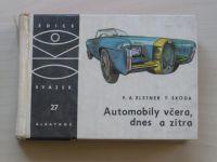 OKO 27 - Elstner - Automobily včera, dnes a zítra - il. F. Škoda