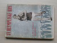 XV. Olympijské hry 1952 - Za mír a přátelství mezi národy (1953)