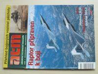 ATM - Armádní technický magazín 1-12 (2006) ročník XXXVIII. (chybí čísla 7-12, 6 čísel)